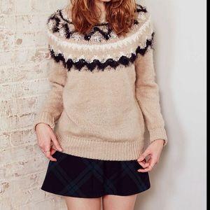 Urban Outfitters BDG Fair Isle Sweater